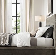 Italian Ultra-Soft Percale Bedding Collection