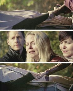 She Did Not Want To Let Him Go                           5x11