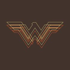 Check out this awesome 'Wonder+Woman+Symbol+v6' design on @TeePublic!