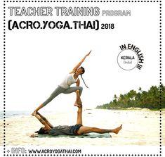AcroYogaThai TTC 2018 (Kerala India)