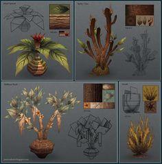 (Jessica Dinh, 2014) :Plants