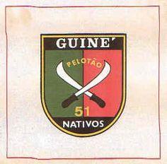Pelotão de Caçadores Nativos 51 Guiné War