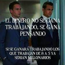 Inspirational Phrases, Motivational Quotes, Suits Serie, Quotes En Espanol, Millionaire Quotes, Harvey Specter, Coaching, Hilario, Money Quotes