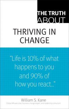 Resumen con las ideas principales del libro 'La verdad sobre la gestión del cambio', de William S. Kane. Consejos básicos para gestionar el cambio en una organización. Ver aquí: http://www.leadersummaries.com/resumen/la-verdad-sobre-la-gestion-del-cambio