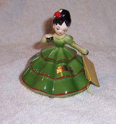Vintage Josef Originals Mexico Figurine International | eBay
