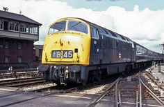 Railway Herald :: Imaging Centre :: 868 at Exeter St Davids Electric Locomotive, Diesel Locomotive, South Devon, British Rail, Train Pictures, Great Western, Exeter, Transportation, Southern