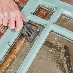 The Best Way to Paint Windows