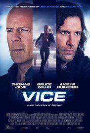 Vice: Η πόλη της βίας Poster