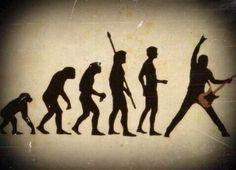 Bruce Springsteen Evolution