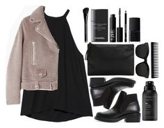 """""""#58"""" by hannahmajorr ❤ liked on Polyvore featuring GHD, Chanel, MANGO, NARS Cosmetics, A.L.C., Zara, STELLA McCARTNEY, Givenchy, Acne Studios and Living Proof"""