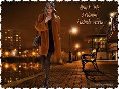 Lady, Coat, People, Christmas, Xmas, Sewing Coat, Navidad, Peacoats, Noel