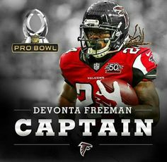 1 of 4 2016 Falcons Football, Football Team, Football Helmets, Falcons Rise Up, Nfl Pro Bowl, Devonta Freeman, Florida State University, Atlanta Falcons, My Passion