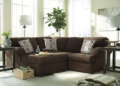 Jayceon - Java 2 Pc LAF Corner Chaise Sectional