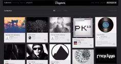 Playmoss, organiza tu música en tableros a lo Pinterest