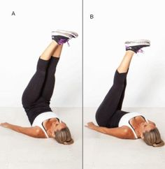 Hip Lift- 8 Best exercises to burn lower belly fat fast