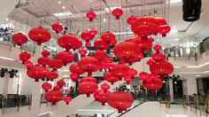 """THE EMPORIUM,Bangkok, Thailand, """"Chinese New Year', photo by Joy Ly, pinned by ton van der Veer"""