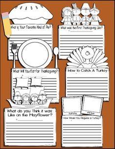Thanksgiving-Writing-Prompts-2028262 Teaching Resources - TeachersPayTeachers.com