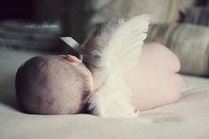 Eres y seras un angelito