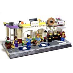 LEGO Ideas - Shopping Streets 2