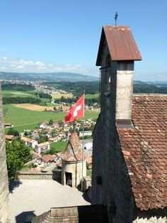 """See 652 photos and 27 tips from 2795 visitors to Château de Gruyères. """"Before you enter the castle, take the path that goes around it to see the view. Go Around, Monuments, Four Square, Switzerland, Paths, Palace, Castle, World, Fun"""
