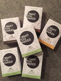 Saint Clouds – I want you naked