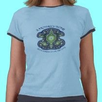 A Mother's Womb: God's Garden of Life and Love t-shirts by Artists4God