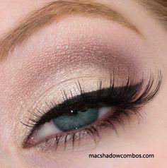Shroom (apply as a wash; lashline to brow, use as highlight)  Haux (crease and focused heavily on outer v)  Handwritten (darken and define outer crease and under lower lashline)  Vanilla (blend)