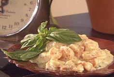 Shrimp and Scallop Fraiche Recipe : Paula Deen : Food Network - FoodNetwork.com