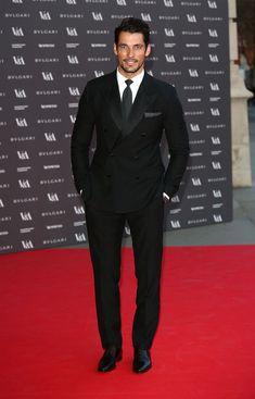 #DavidGandy El glamour de la moda italiana 1945-2014 - Cena VIP celebrada en el Victoria and Albert Museum