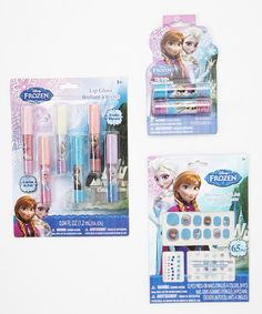 it even says fathead LOLFrozen Lips & Nails Beauty Set by Frozen Ana Frozen, Frozen Frozen, Princesses, Lips, Invitations, Baking, Crafts, Beauty, Products