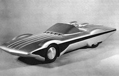 This Ford concept car appears in the 1966 book Automobiles of the Future by Irwin Stambler. The description of the car appears below. Ford Lincoln Mercury, New Sports Cars, Sport Cars, Ford Motor Company, Future Car, Weird Cars, Cool Cars, Strange Cars, Space Car