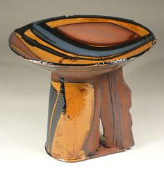 Ceramics by Richard Phethean at Studiopottery.co.uk - Corrie I \_08 h.32cm.