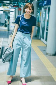Korean Street Fashion, Cool Street Fashion, Asian Fashion, Casual Dress Outfits, Modest Outfits, Stylish Outfits, 40s Fashion, Girl Fashion, Fashion Outfits