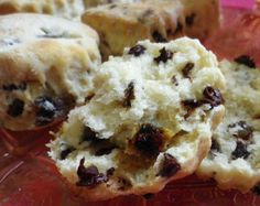 These chocolate chip scones are creamy, light, flaky and deliciously chocolatey. They are perfect for an afternoon snack with tea or hot chocolate.