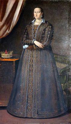 Eleanor of Toledo - Murder or Malaria? Renaissance Portraits, Renaissance Paintings, Renaissance Fashion, Renaissance Clothing, Italian Renaissance, Renaissance Art, Historical Clothing, 16th Century Fashion, Eleanor