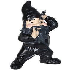 Ninja Gnome   International Spy Museum Store