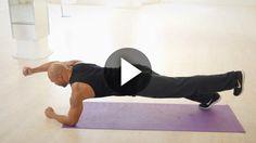 Mit dieser Übung wird der ganze Körper effektiv trainiert ...