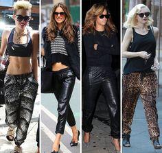 8d679ef4f 3looks belos com a calça jogging ou jogger feminina ellegancy costuras  www.elcosturas.com