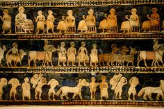 Ancient Sumerian artifact 2600-2400 BC