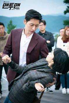 park hae jin 박해진 朴海鎮 and kim min jung man to man 맨투맨