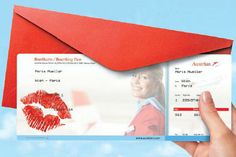 A love letter by Austrian Airlines.