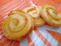 Lola en la cocina: Espirales de mermelada de naranja