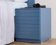 Criado-mudo Savini - 50x40 - Azul