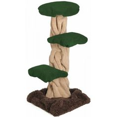 Cat Tree Furniture With Leaves - Amazing Cat Stuff