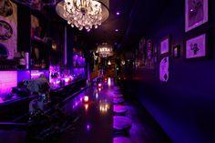 Inside NYC's New Tim Burton–Themed Bar -- Grub Street