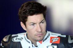 RESET - Nicky Hayden Test Valencia MotoGP 2013