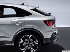 2020 Audi Sportback Shows There's No End To The Crossover Coupe Craze Automobile, Dual Clutch Transmission, Small Suv, Combustion Engine, Audi Q3, Front Brakes, Fuel Economy, Audi Quattro, Cars