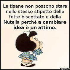 È ve-ris-si-mo ! Diet Jokes, Funny Sms, Snoopy Quotes, Snoopy Love, Fett, Funny Photos, Vignettes, Einstein, Quotations