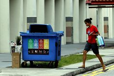 Where does recyclable waste actually go?