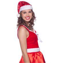 Die Weihnachtsmannmütze Glitzernde Schneeflocken ist ein tolles Accessoire zu deinem Weihnachtskostüm. Jetzt erhältlich bei www.partydiscount24.de Diy Christmas Decorations For Home, Christmas Diy, Chex Mix Recipes, Puppy Chow, Diy Weihnachten, Christmas Pictures, Free Pattern, Etsy Shop, Indian